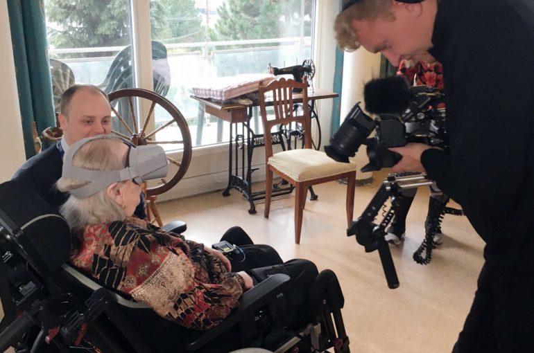 PwC filming: Behind the scenes