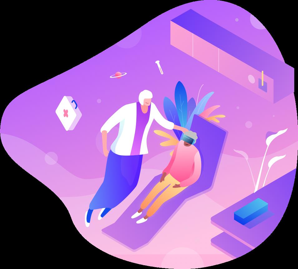 Glo illustration